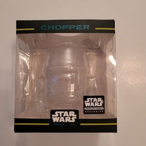 Star Wars Funko Hikari Minis Chopper